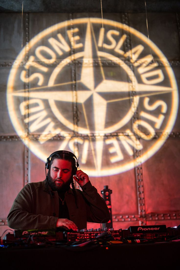 Stone Island Presents_London, October 22nd 2015 Evian Christ , Benji B, Dornik and Martelo