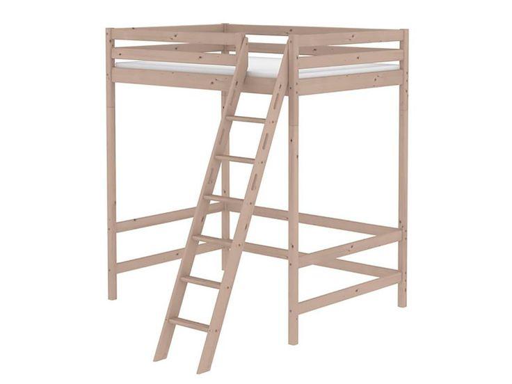 Die besten 25+ Hochbett 140x200 Ideen auf Pinterest Ikea