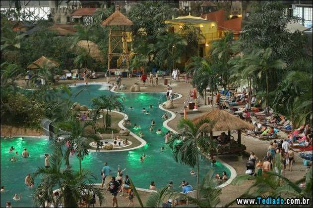 15 melhores parques aquáticos do mundo