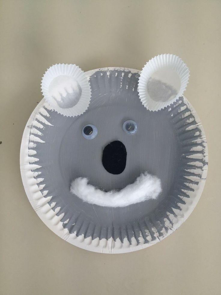 Easy Koala Craft