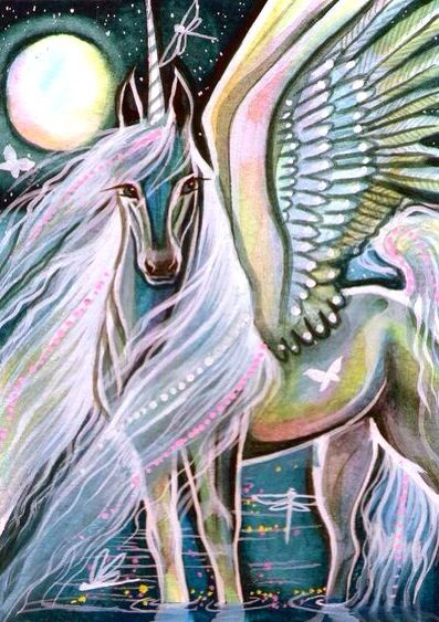 Flying Unicorn                                                                                                                                                                                 More