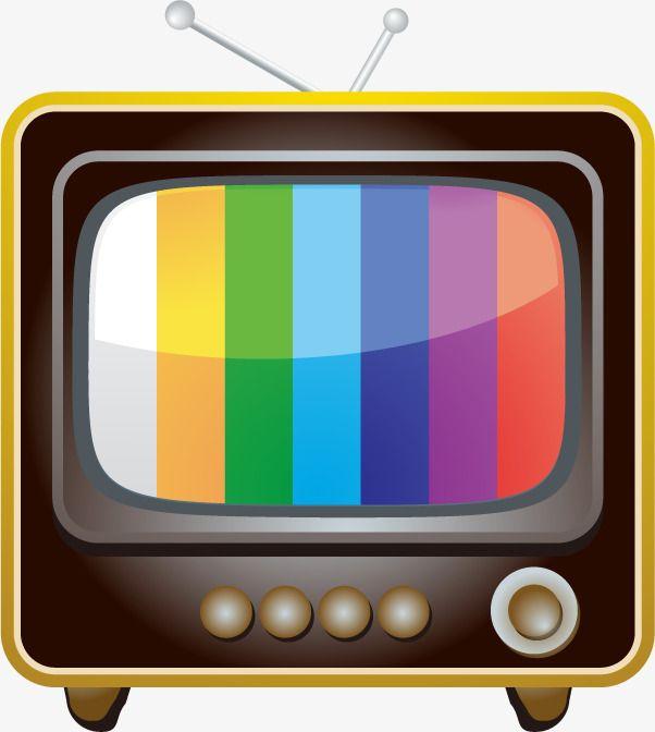 تلفزيون قديم سكرابز Png