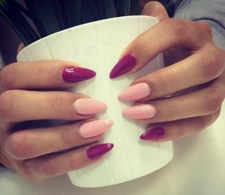 Kolorowa inspiracja- świetne paznokcie