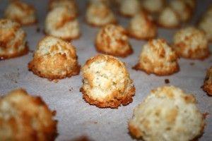 Kokosmakronen en Marshmallow - Suikervrij - Eet Goed Voel Je Goed