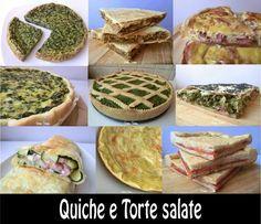 Quiche e Torte salate | Raccolta ricette