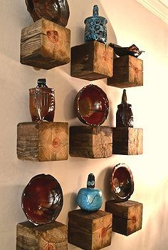 DIY Wood Working Projects: vintage repurpose Idea Box by Marie Jeanne