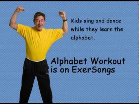 ABC Workout -calling OTs a little cheesy video but you will like the activity