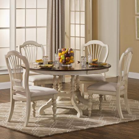 Hillsdale Furniture Pine Island 5 Piece Dining Set