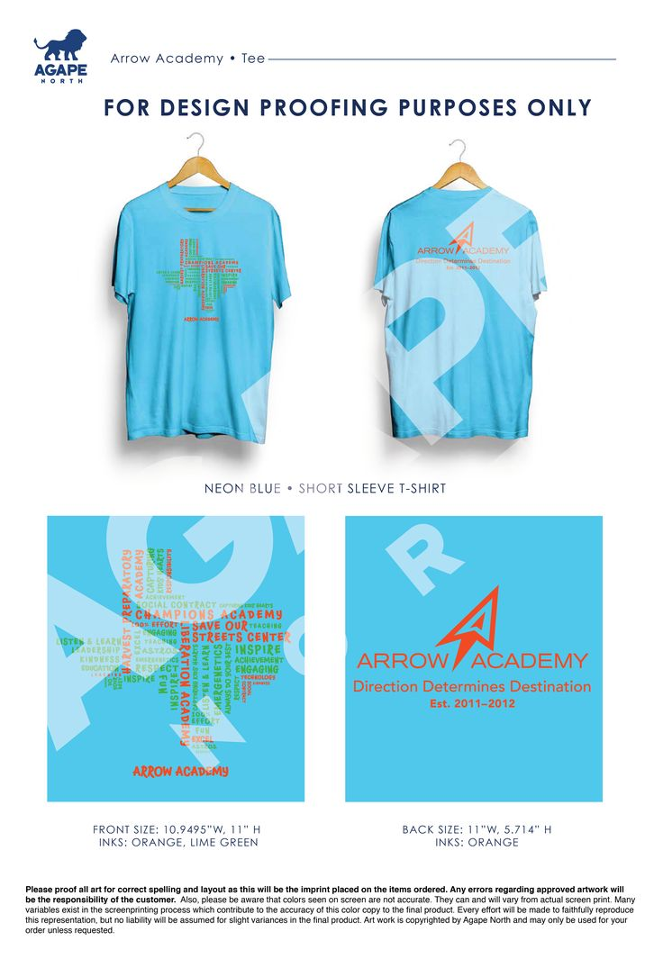 Custom Apparel that Gives Back.