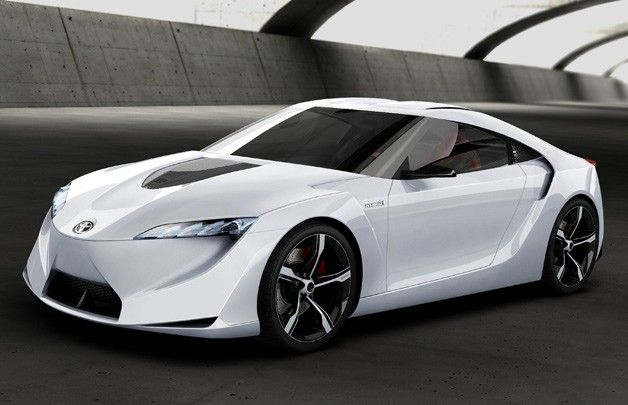 Toyota Supra (concept)