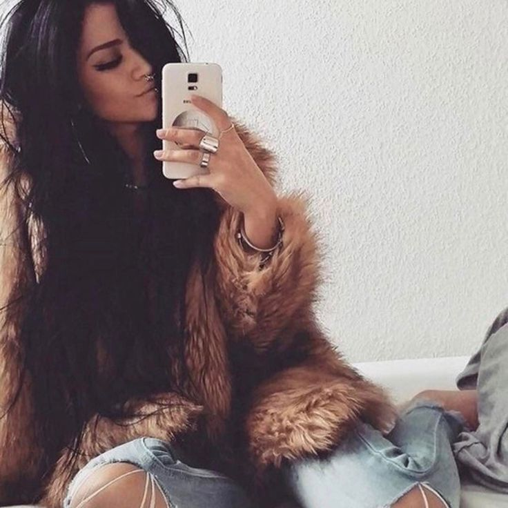 Messy hair - SELFIE :P Pic found at @weheartit #hair #inspohair #hår #langthår