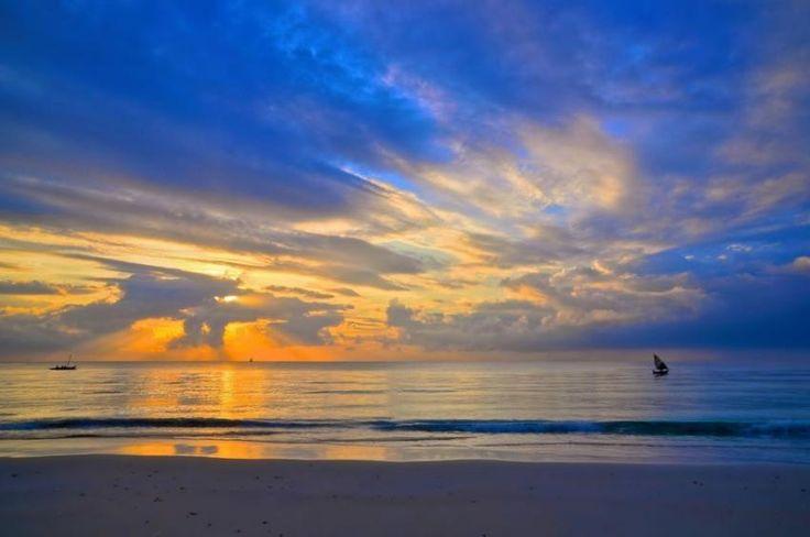 Răsărit peste Oceanul Indian