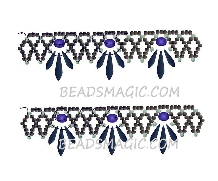 111 best otantik kumlar images on Pinterest Bead weaving Bead