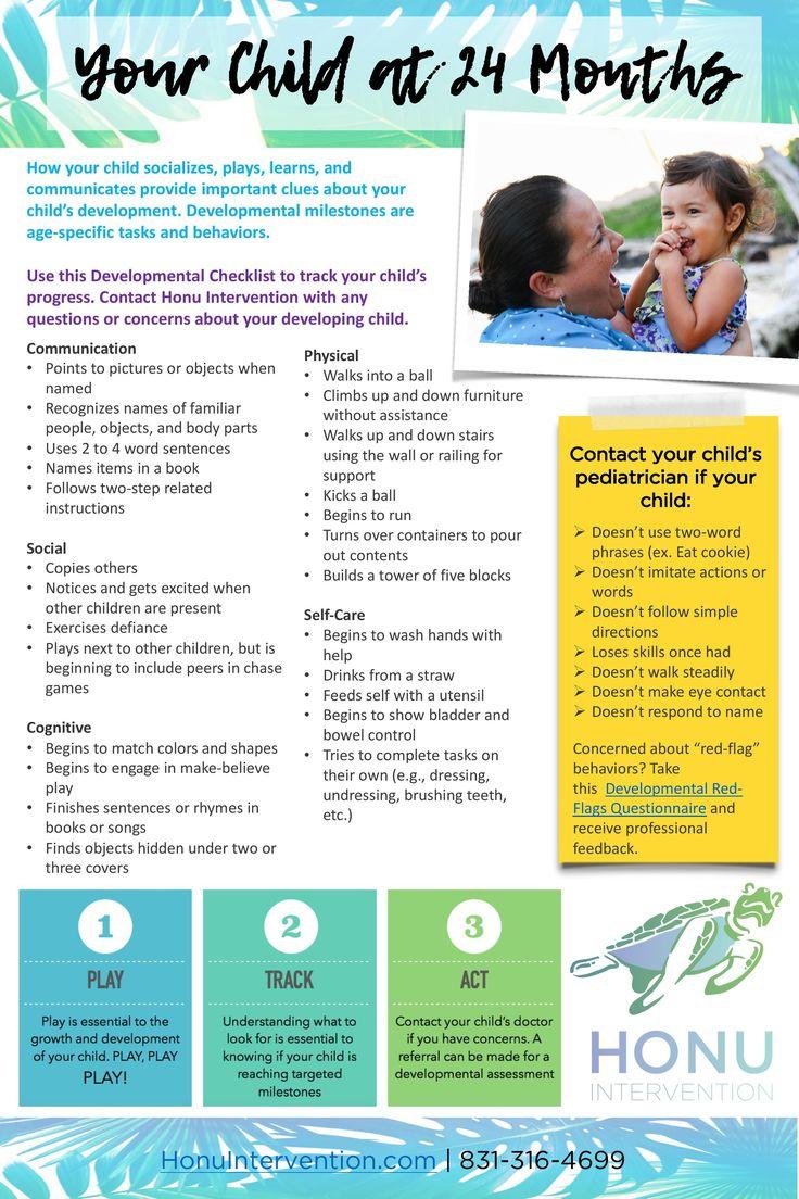 Free Preschool Developmental Checklist