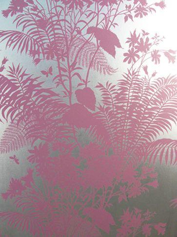 Florence Broadhurst Wallpaper - Shadow Floral FBW-CO57