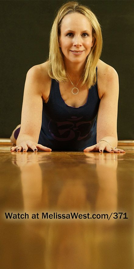 Yoga with Melissa 371 : Find Your Still Center