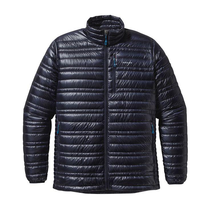 Manteau isolant en duvet Patagonia Ultralight pour hommes – Boutique en  ligne – La Vie Sportive