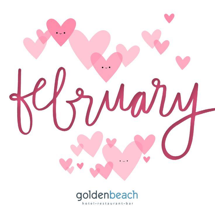 Happy February!!! #goldenbeachhotel #goldenbeach #beach #paros #holidays #greece #hotel #summer #toparos