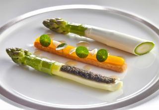 Restaurant étoilé Michelin Villeneuve les Avignon
