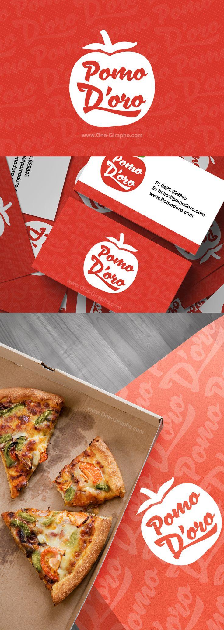 24 best pizza images on Pinterest | Package design, Pizza branding ...