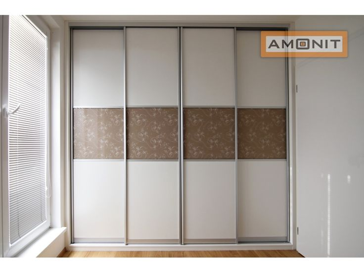 Posuvné dveře s potiskem www.amonit.cz