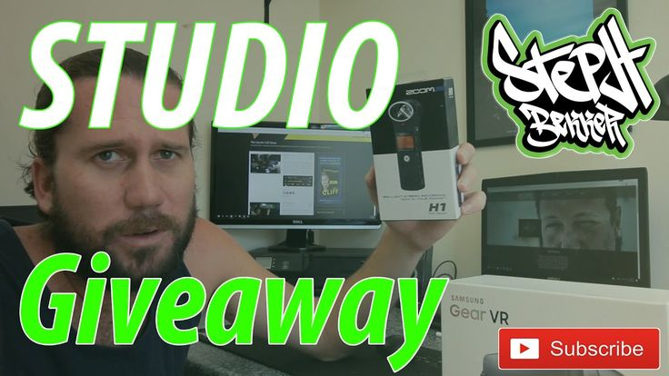 2017 Giveaway | Samsung | Rode | Zoom | South Africa
