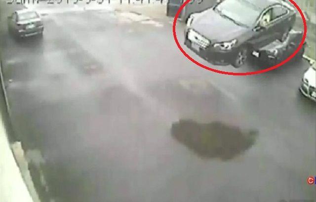 [VIDEO]: OMG!!! Driver Survives Crash After Car Went Airborne | TNN.ng
