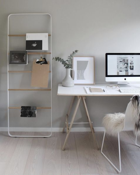 Storage ladder | Small Workspace