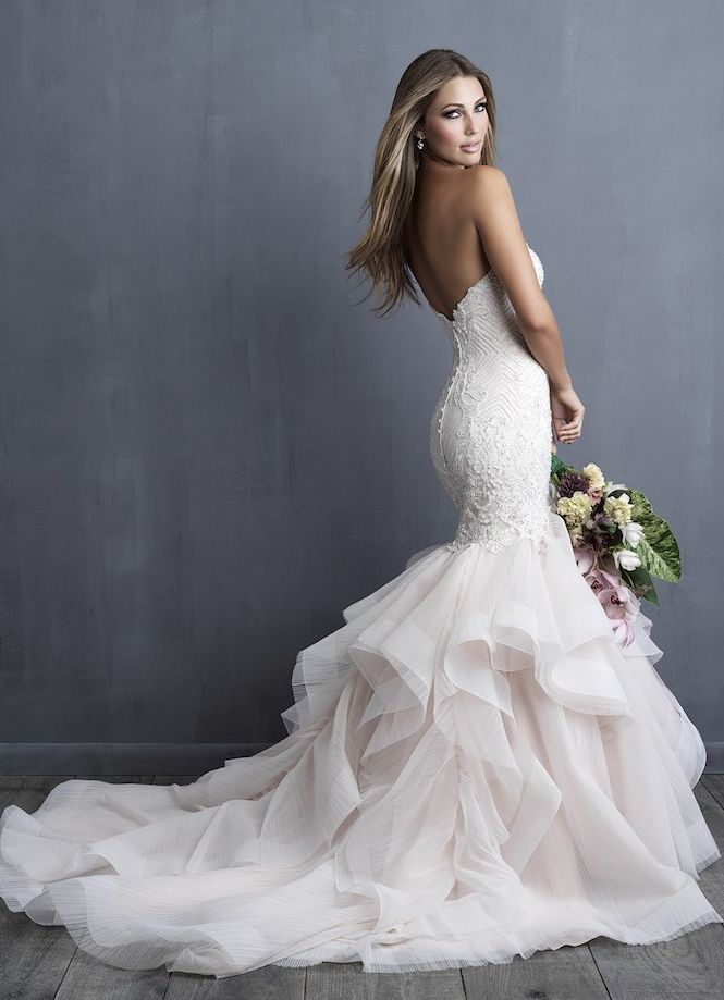 Courtesy ofAllure Bridals Couture Collection