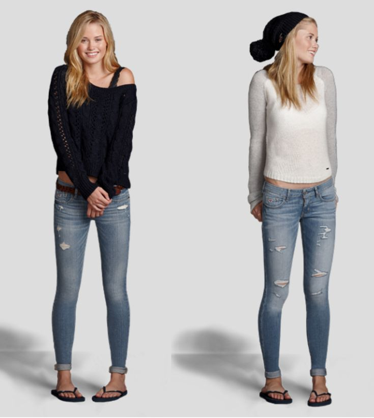 Best 25+ Hollister jeans outfits ideas on Pinterest | Hollister clothes Hollister style and ...