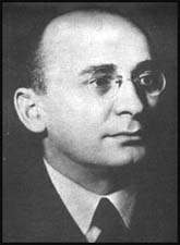 Lavrenti Beria was head of the NKVD (the Soviet Secret Police) under Stalin. He carried out countless political murders including the liquidation of almost all of the Red Army senior staff just prior to World War II. A truly repulsive and sinister man, Beria made moves to suceed Stalin after his death but was defeated and arrested. He was shot December 23, 1953.