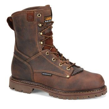 "Carolina Men's 8"" Waterproof Work Boots"