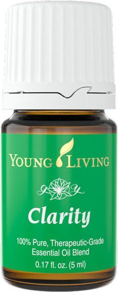 Clarity Essential Oil Blend. There are SO many fantastic uses for Young Living Essential Oils! For more information or to order your YLEO's go to oilypeoplelove.com/team/sageliving/