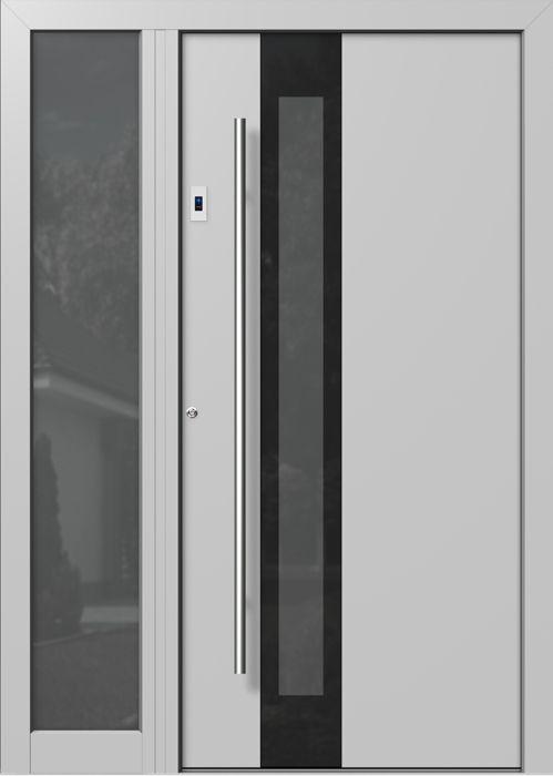 Haustüren holz mit seitenteil preise  Die 25+ besten Haustür mit seitenteil Ideen auf Pinterest ...