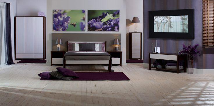 Kolekcja Milano - meble hotelowe w nowoczesnym stylu. Duże panele pozbawione jakichkolwiek ozdobników są najbardziej charakterystyczną cechą tej kolekcji. Tak zaprojektowane wnętrze najlepiej dopełnią duże obrazy i zdjęcia w prostych ramach. Specjalny mechanizm pozwala bez trudu otworzyć szufladę: wystarczy ją lekko docisnąć.