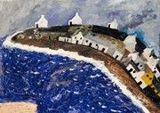 James Dixon, Tory Island Landscape Painter, Biography