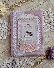 Katerina Studio: Кулинарный блокнот для десертов, и как вы провели праздники?!