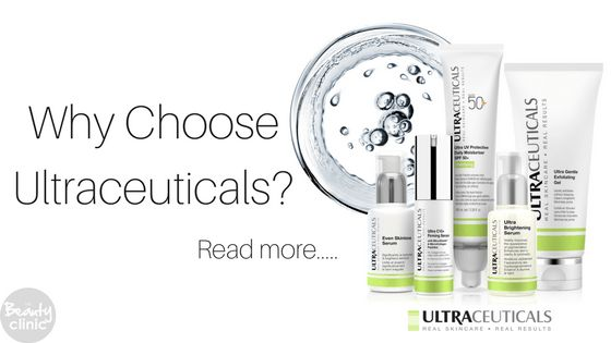 Find out whu Ultraceuticals is a global leader in cosmecutical skincare.
