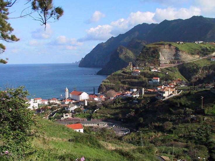 Madeira Island - Porto da Cruz
