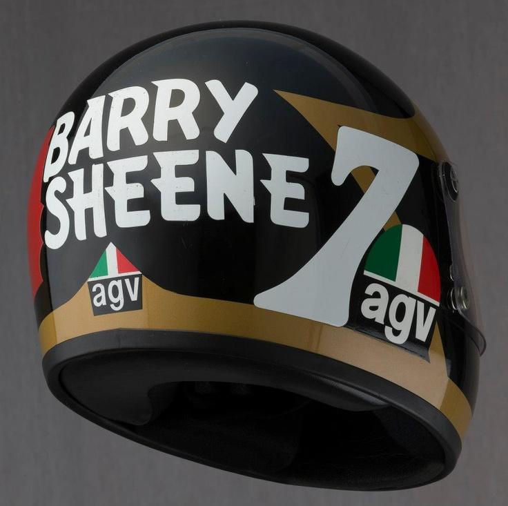 Agv Barry Sheene