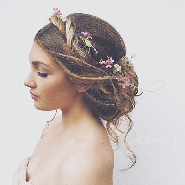 Tropical Wedding Hairstyles: 481 Best Hairstyles For Tropical Brides Images On
