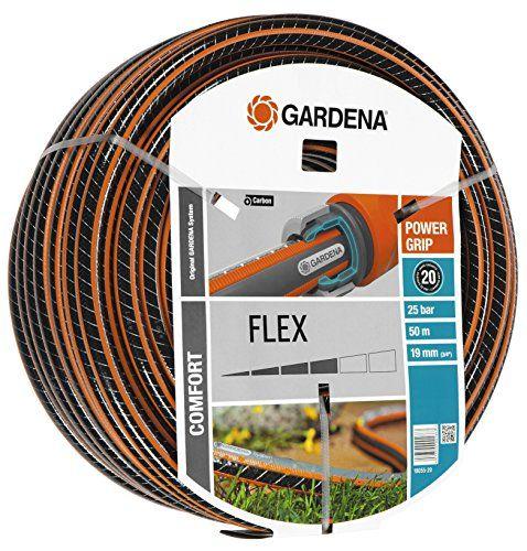 Gardena 1805520 Tuyau d'arrosage Flex, Noir #Gardena #Tuyau #d'arrosage #Flex, #Noir