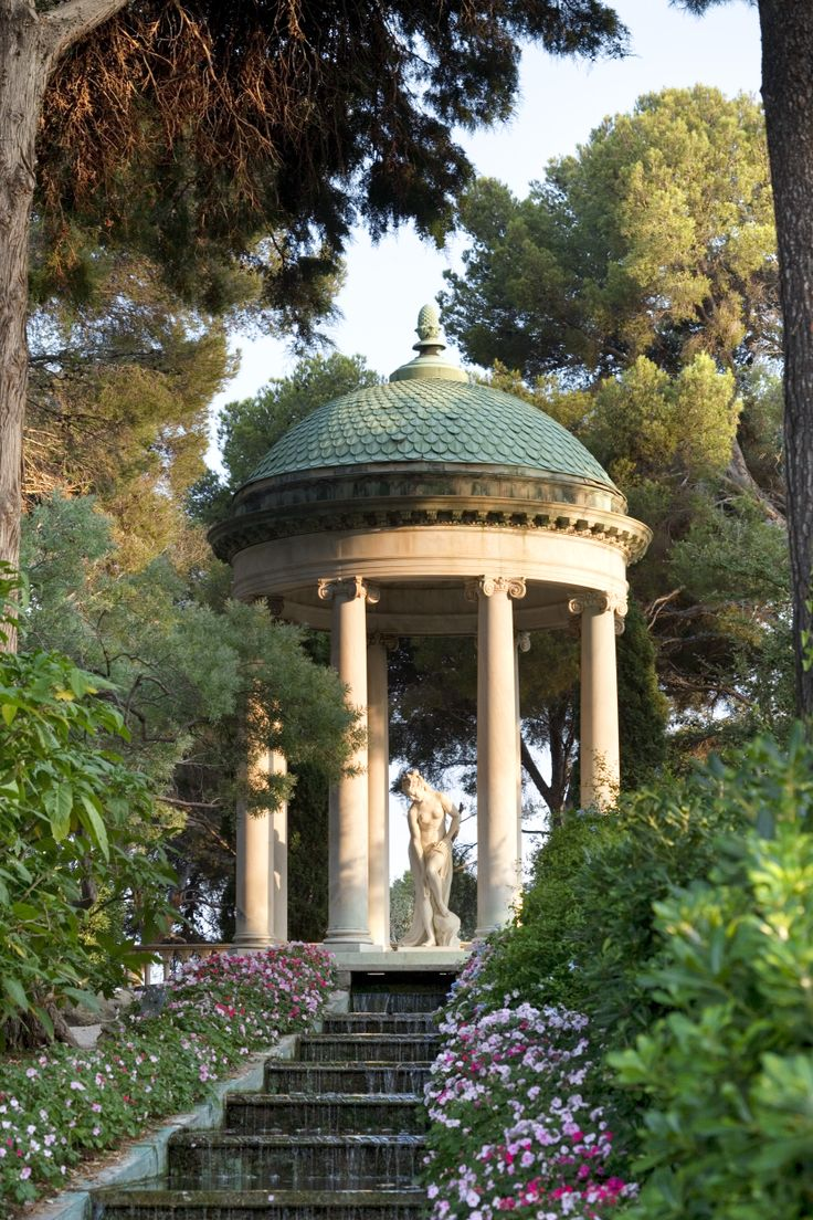 17 best images about villa ephrussi de rothschild on for Jardin villa rothschild