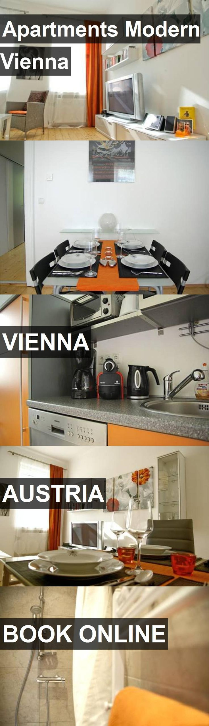 Hotel Apartments Modern Vienna in Vienna, Austria. For more information, photos, reviews and best prices please follow the link. #Austria #Vienna #ApartmentsModernVienna #hotel #travel #vacation