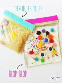 sac sensoriel montessori                                                                                                                                                                                 Plus