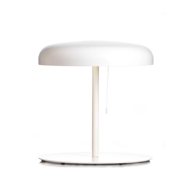 Mushroom Bordslampa, Vit, Örsjö Belysning