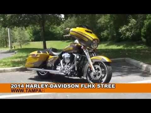 ▶ 2014 Harley Davidson Street Glide For sale - 2015 Models coming soon - YouTube