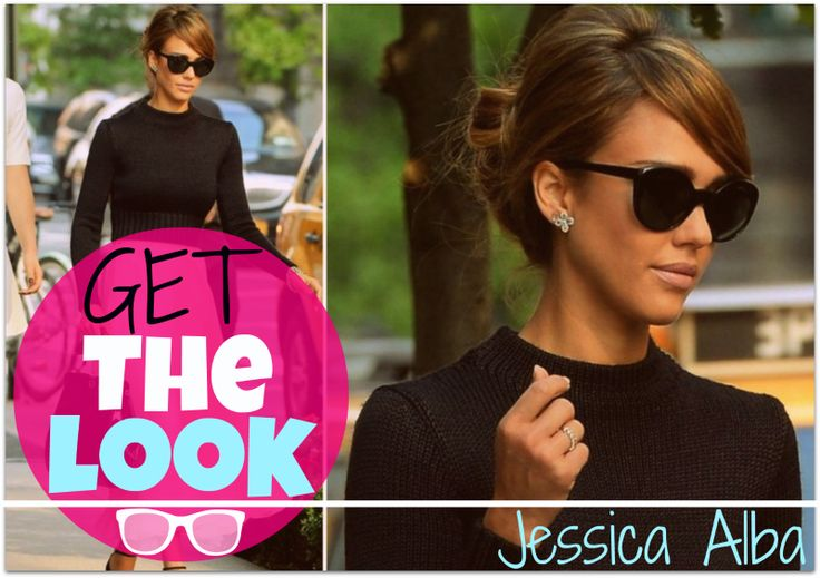 How To Get Jessica Alba's Casual and Glam Looks For Less