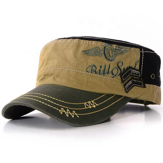 40b77faa3fe 2015 new high-quality cotton denim Military Hats baseball cap snapback