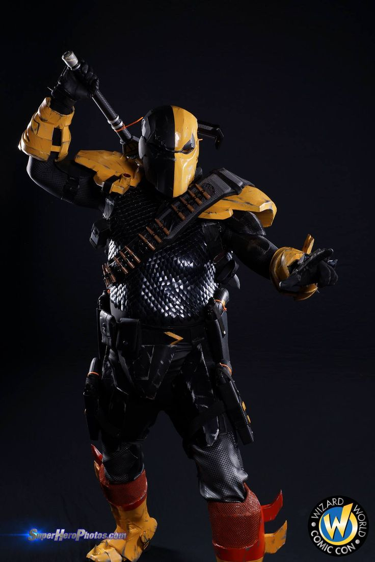 Slade Wilson Deathstroke Smallville 469 best images about ...